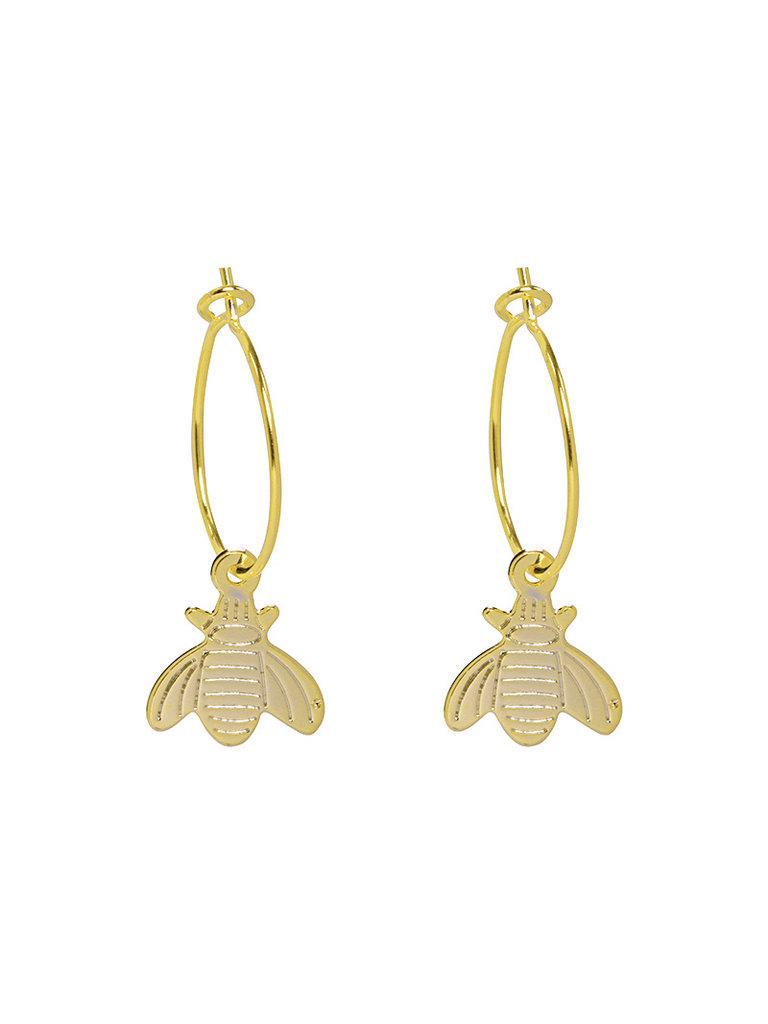 LADYLIKE FASHION Earrings basic bee