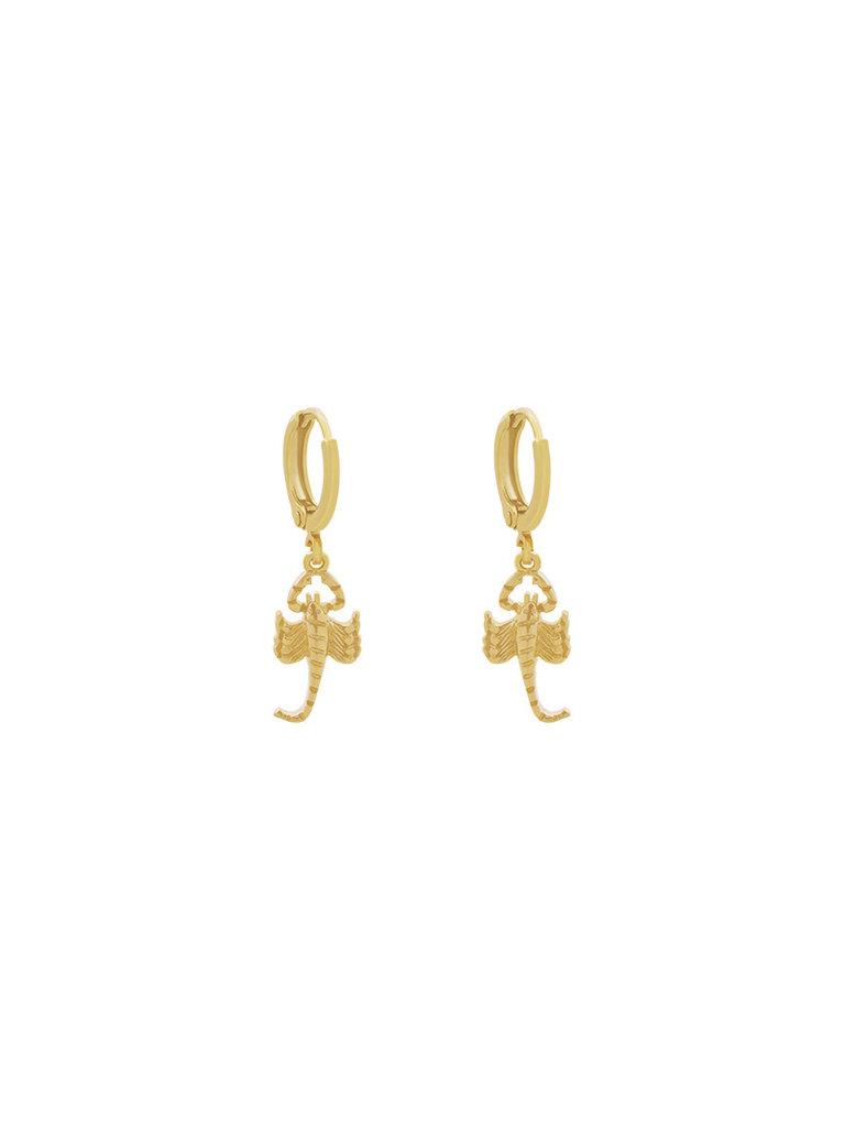 LADYLIKE FASHION Earrings Scorpio