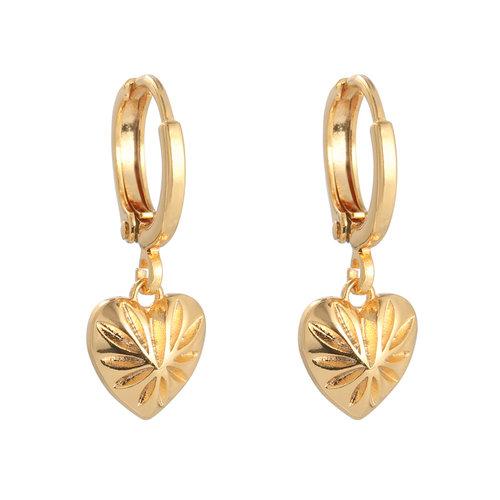 LADYLIKE FASHION Earrings love story