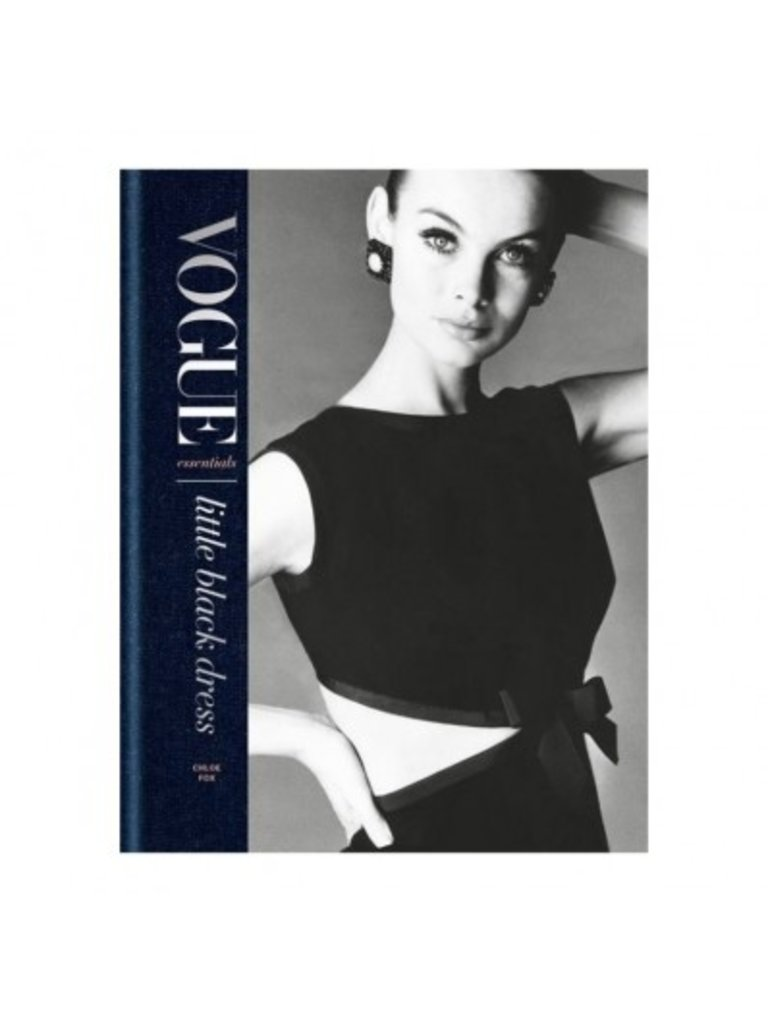 LADYLIKE FASHION Vogue Essentials: Little Black Dress book
