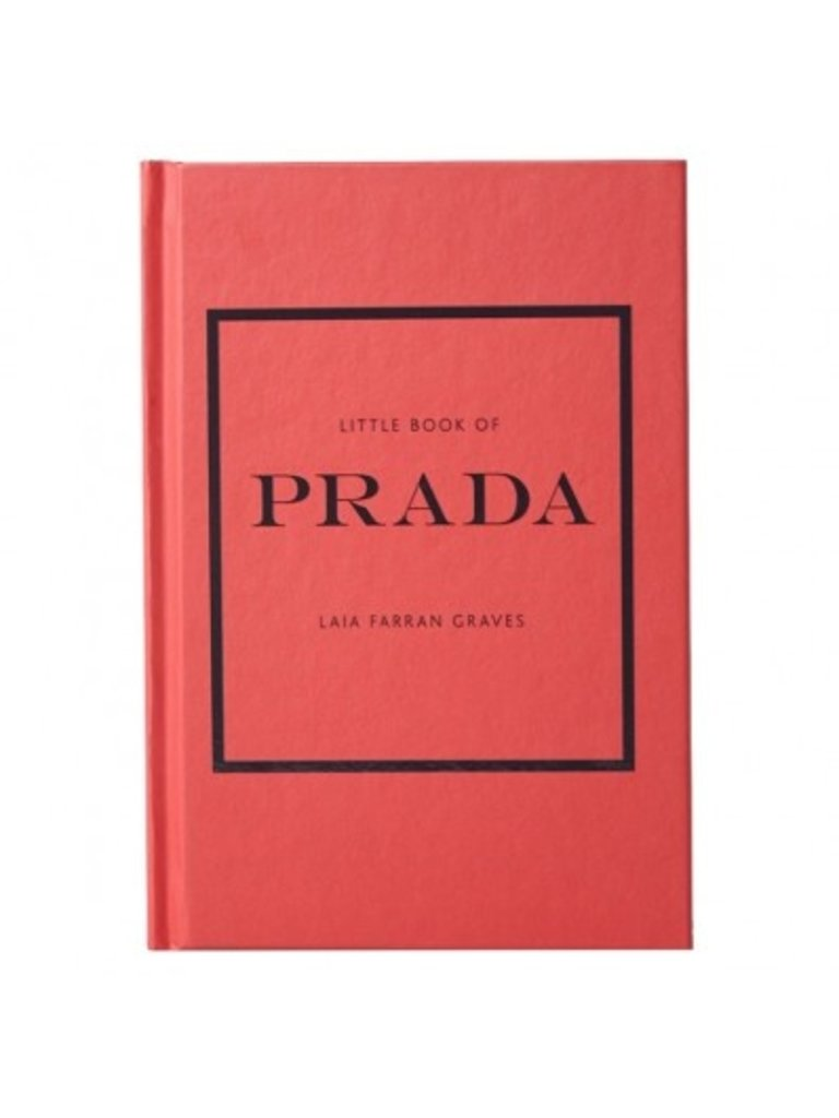 LADYLIKE FASHION Little book of Prada