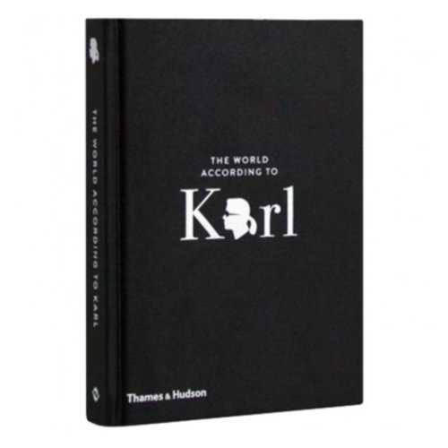 LADYLIKE FASHION The world according to Karl mini book