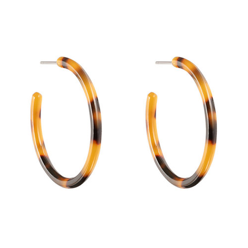 LADYLIKE FASHION Earrings Mêlee hoops