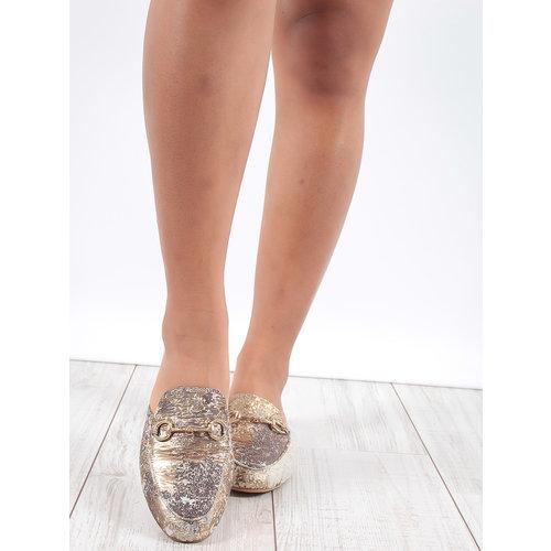 LADYLIKE FASHION Sparkle loafers