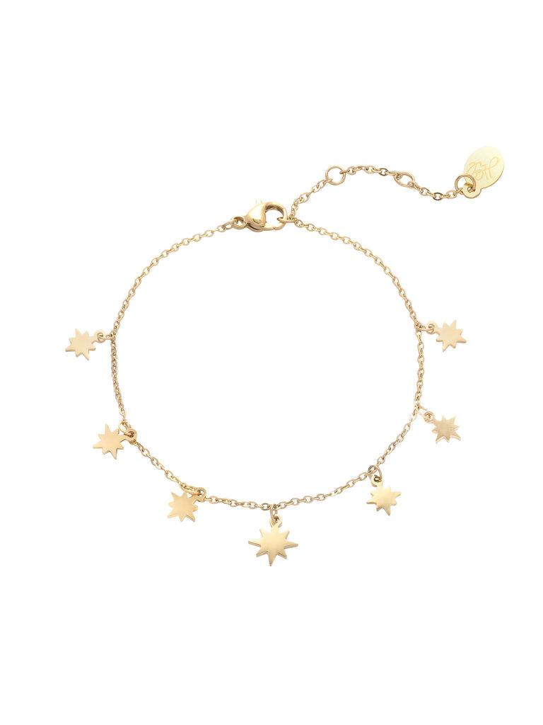 LADYLIKE FASHION Bracelet counting stars