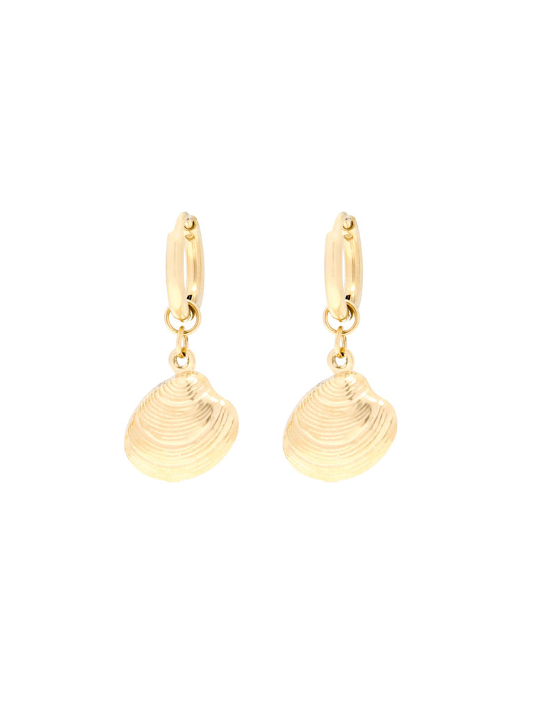 LADYLIKE FASHION Earrings shell beach