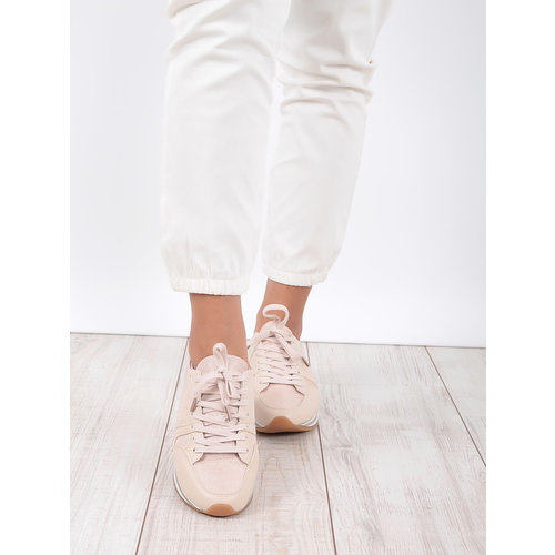 LADYLIKE FASHION Nude Sneakers
