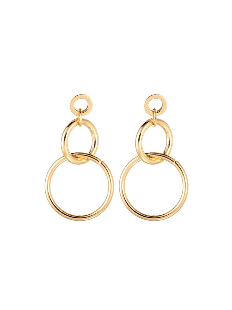 LADYLIKE FASHION Earrings Hoops & Co