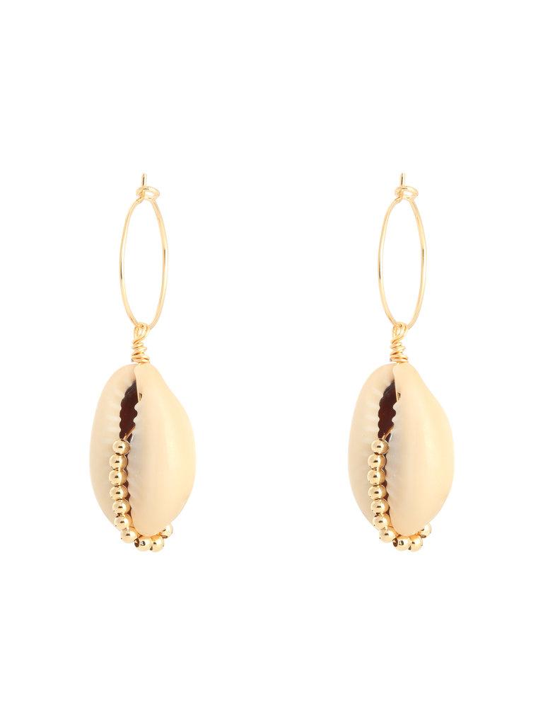 LADYLIKE FASHION Earrings Sea Shell