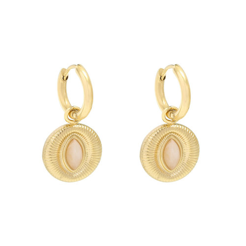 LADYLIKE FASHION Earrings Eye Of The Almond
