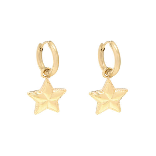 LADYLIKE FASHION Earrings You Are My Little Star
