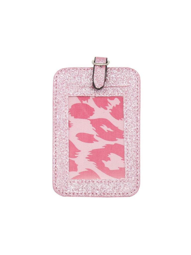 LADYLIKE FASHION Suitcase Hanger Glitter Pink