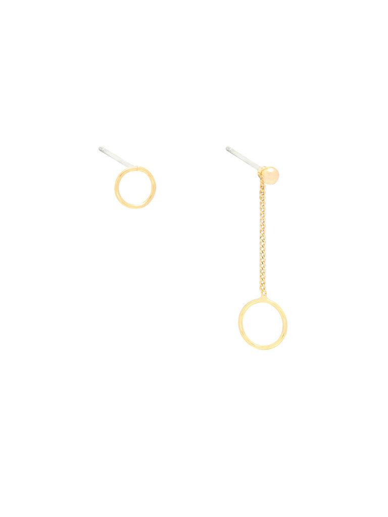 LADYLIKE FASHION Earrings Circular