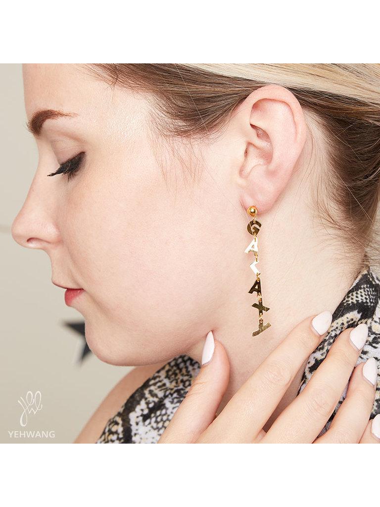 LADYLIKE FASHION Earrings Galaxy Star
