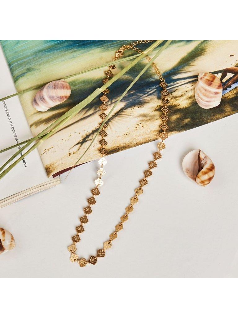 LADYLIKE FASHION Choker Necklace Shells Forever