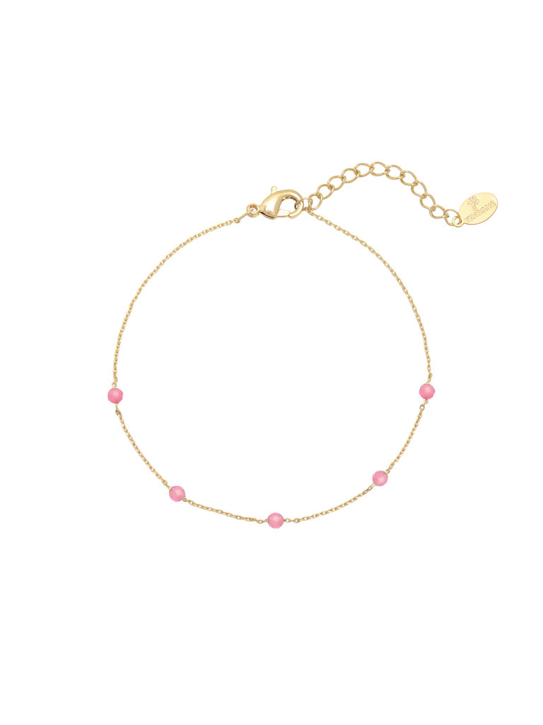 LADYLIKE FASHION Bracelet Fine Color Pink