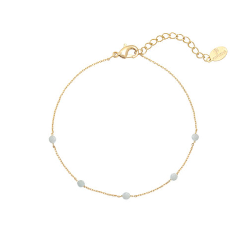LADYLIKE FASHION Bracelet Fine Color Grey