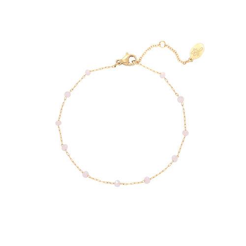LADYLIKE FASHION Bracelet Up Town Beads