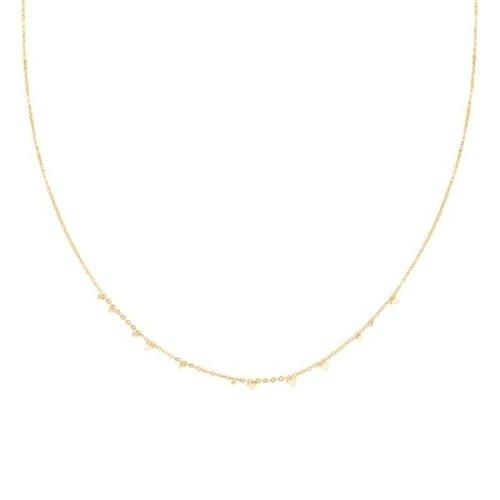 LADYLIKE FASHION Necklace Triangle Confetti