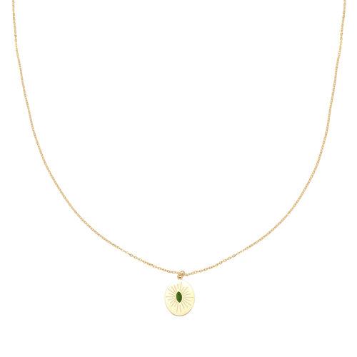LADYLIKE FASHION Necklace Sweet Like Candy Green