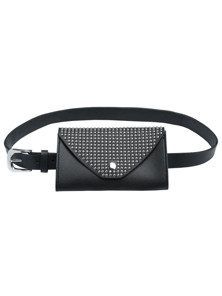 LADYLIKE FASHION Bag Stud Today Black