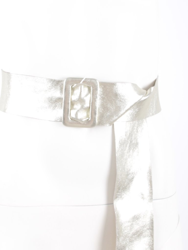 LADYLIKE FASHION Leather Belt Gold