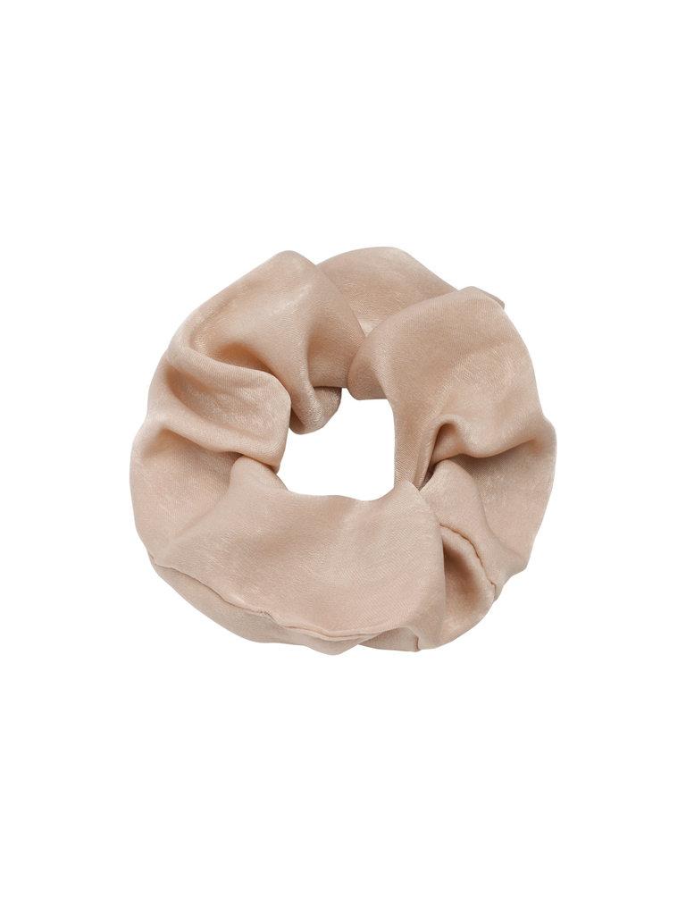 LADYLIKE FASHION Scrunchie Soft As Satin Beige