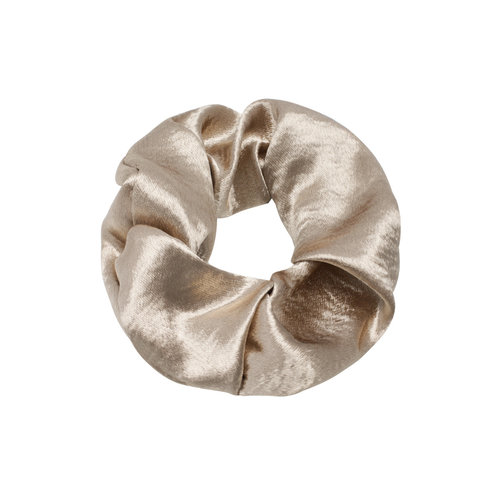 LADYLIKE FASHION Scrunchie Sweet As Satin Gold