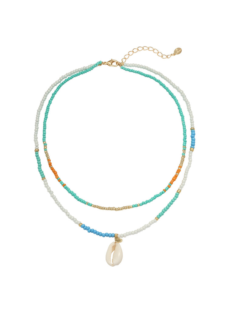 LADYLIKE FASHION Necklace Spirited Away Blue