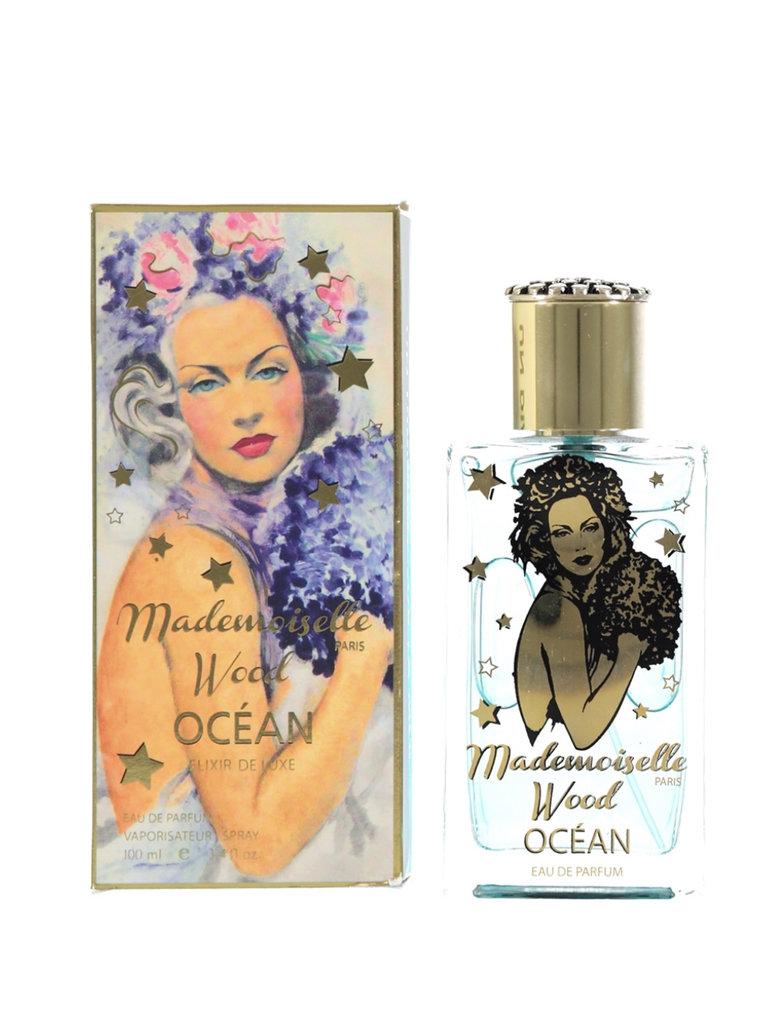 Mademoiselle Wood Océan Parfum