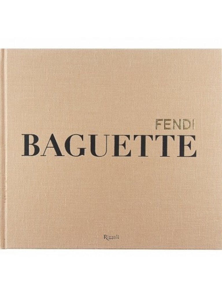 LADYLIKE FASHION Fendi Baguette Book