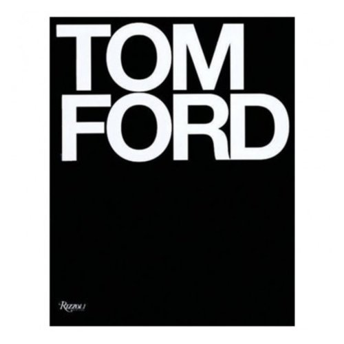 LADYLIKE FASHION Tom Ford Book