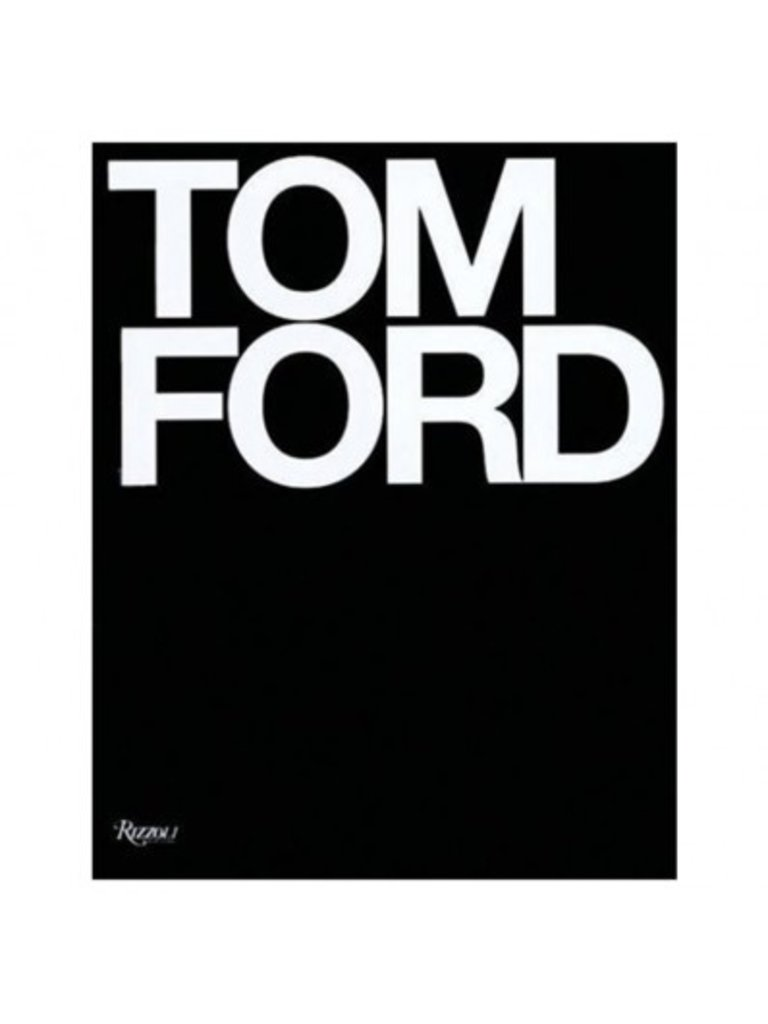 LADYLIKE FASHION Tom Ford Book