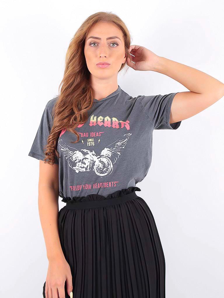 LADYLIKE FASHION T-Shirt Wild Grey