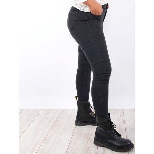 LADYLIKE FASHION Festival Boots Black