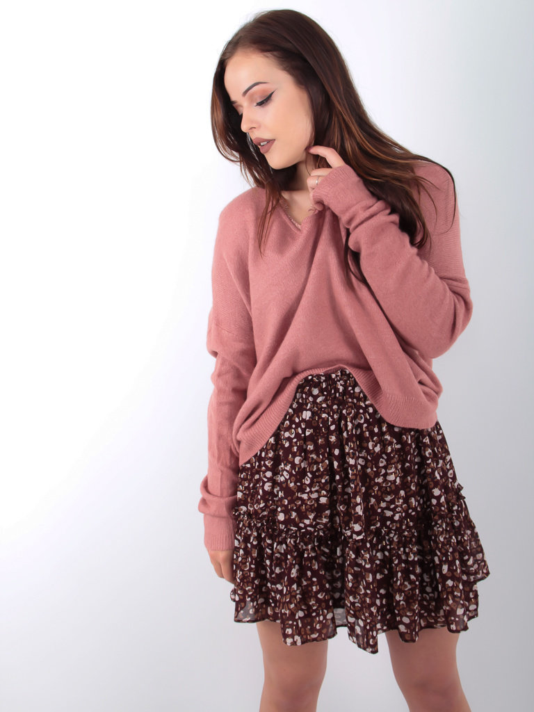 KILKY PARIS - LADYLIKE FASHION Jumper Lace Rose