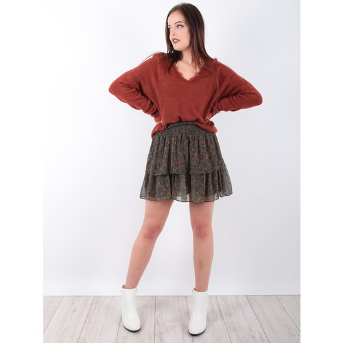 KILKY PARIS - LADYLIKE FASHION Jumper Lace Brown