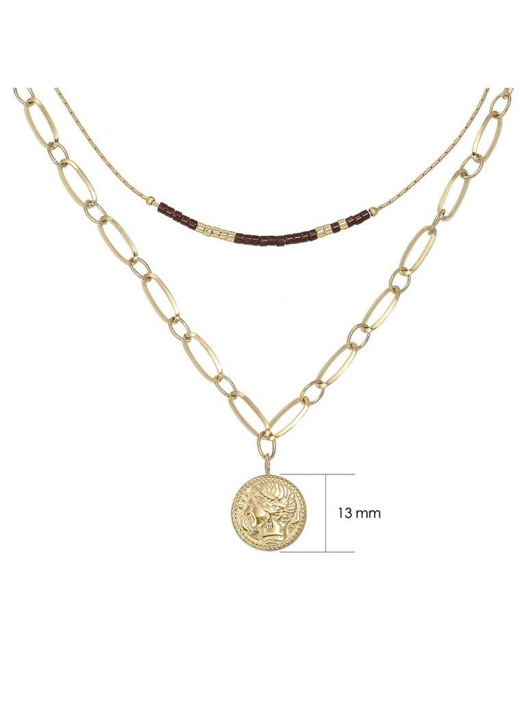 LADYLIKE FASHION Necklace Believe