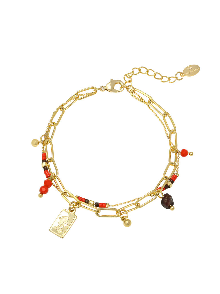 LADYLIKE FASHION Bracelet Princess Charming