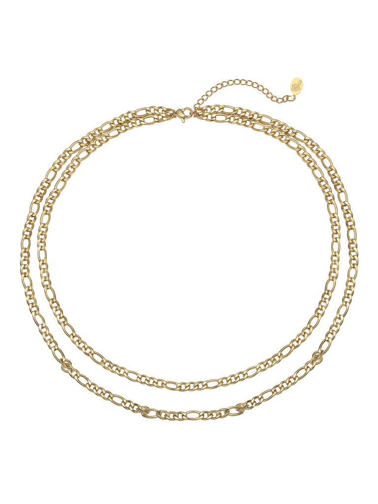 LADYLIKE FASHION Necklace Who That Girl