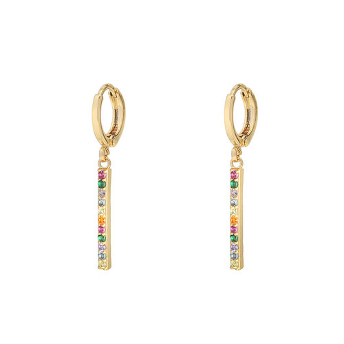 LADYLIKE FASHION Earrings Glitter And Glamour