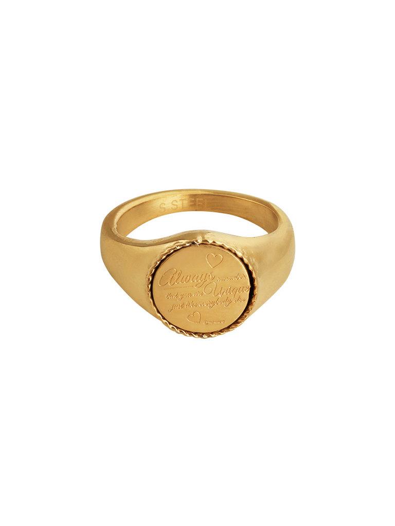 LADYLIKE FASHION Ring Always Remember #17