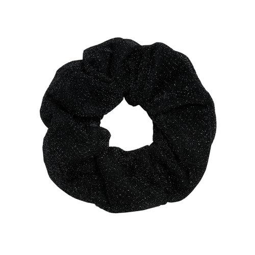 LADYLIKE FASHION Scrunchie Disco Black