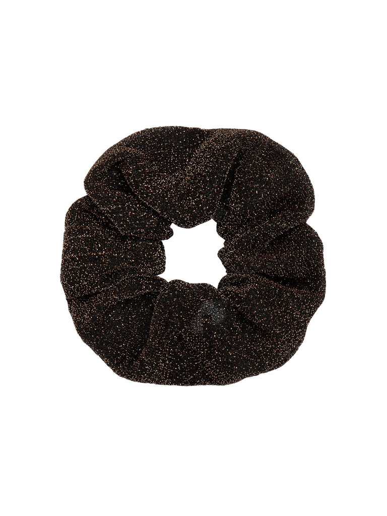 LADYLIKE FASHION Scrunchie Disco Gold