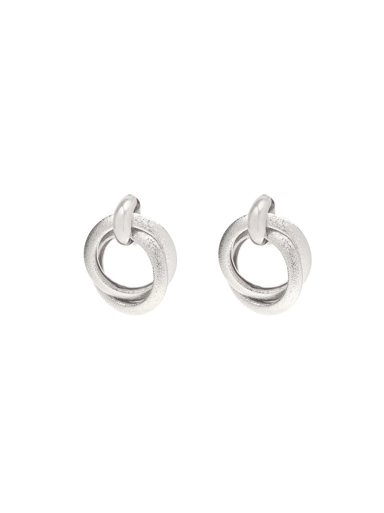 LADYLIKE FASHION Earrings Spotlight Silver
