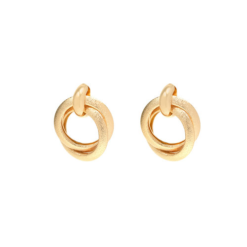 LADYLIKE FASHION Earrings Spotlight Gold