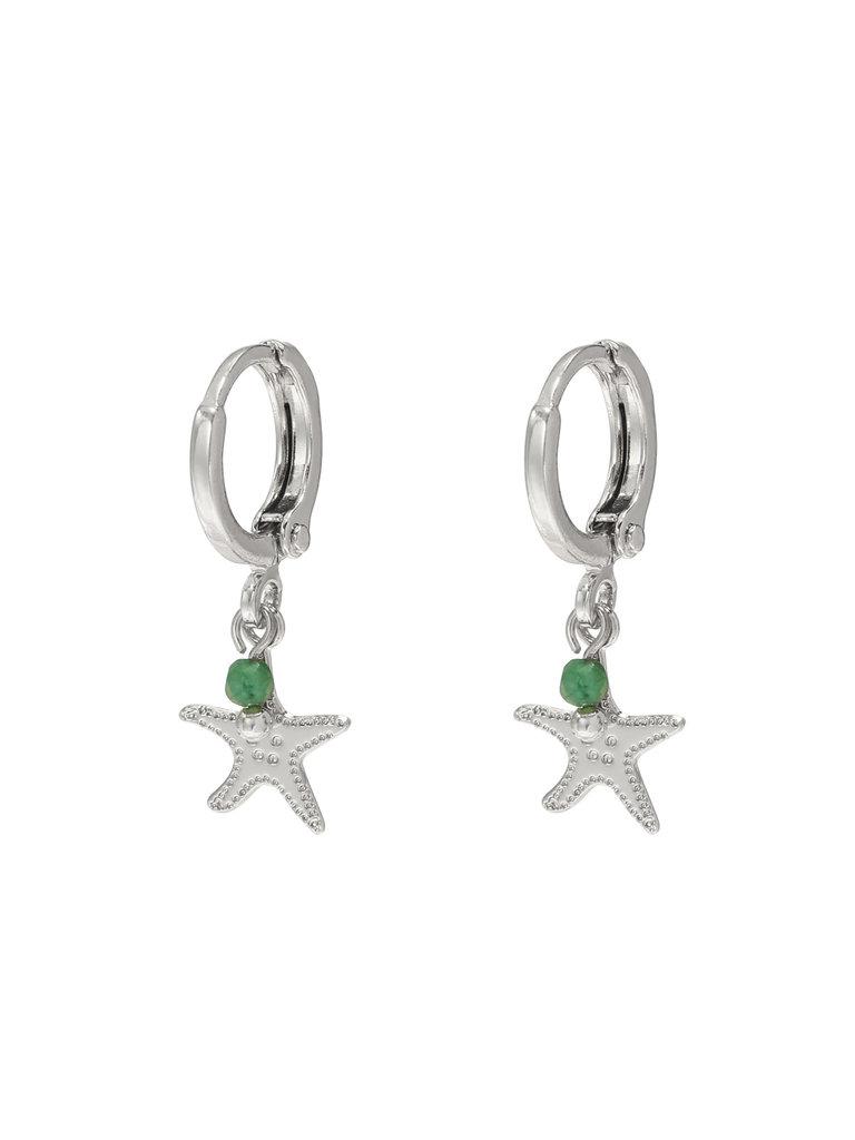 LADYLIKE FASHION Earrings Beach Dream Silver