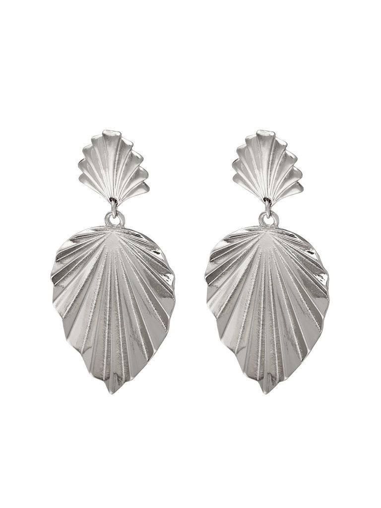 LADYLIKE FASHION Earrings Be Chic Silver