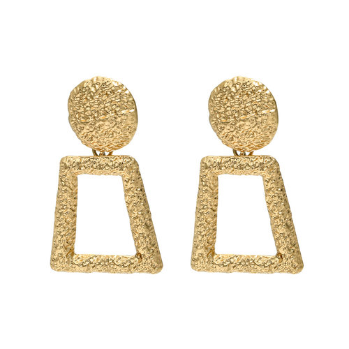 LADYLIKE FASHION Earrings Steal The Show Gold