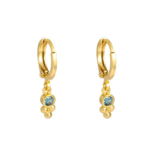 LADYLIKE FASHION Earrings Renaissance Gold